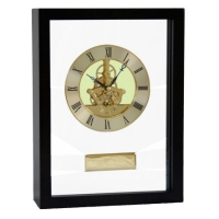 Transparent Wall or Desk Clock Formerly: #324-030