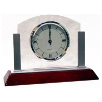 Elegant Desk Clock #425-048