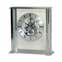 Skeleton Desk Clock OldCode: 311-036